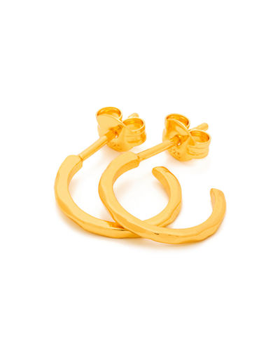 Taner Mini Hoop Earrings