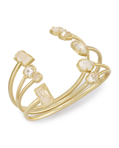 Kendra Scott Cammy Statement Cuff Bracelet