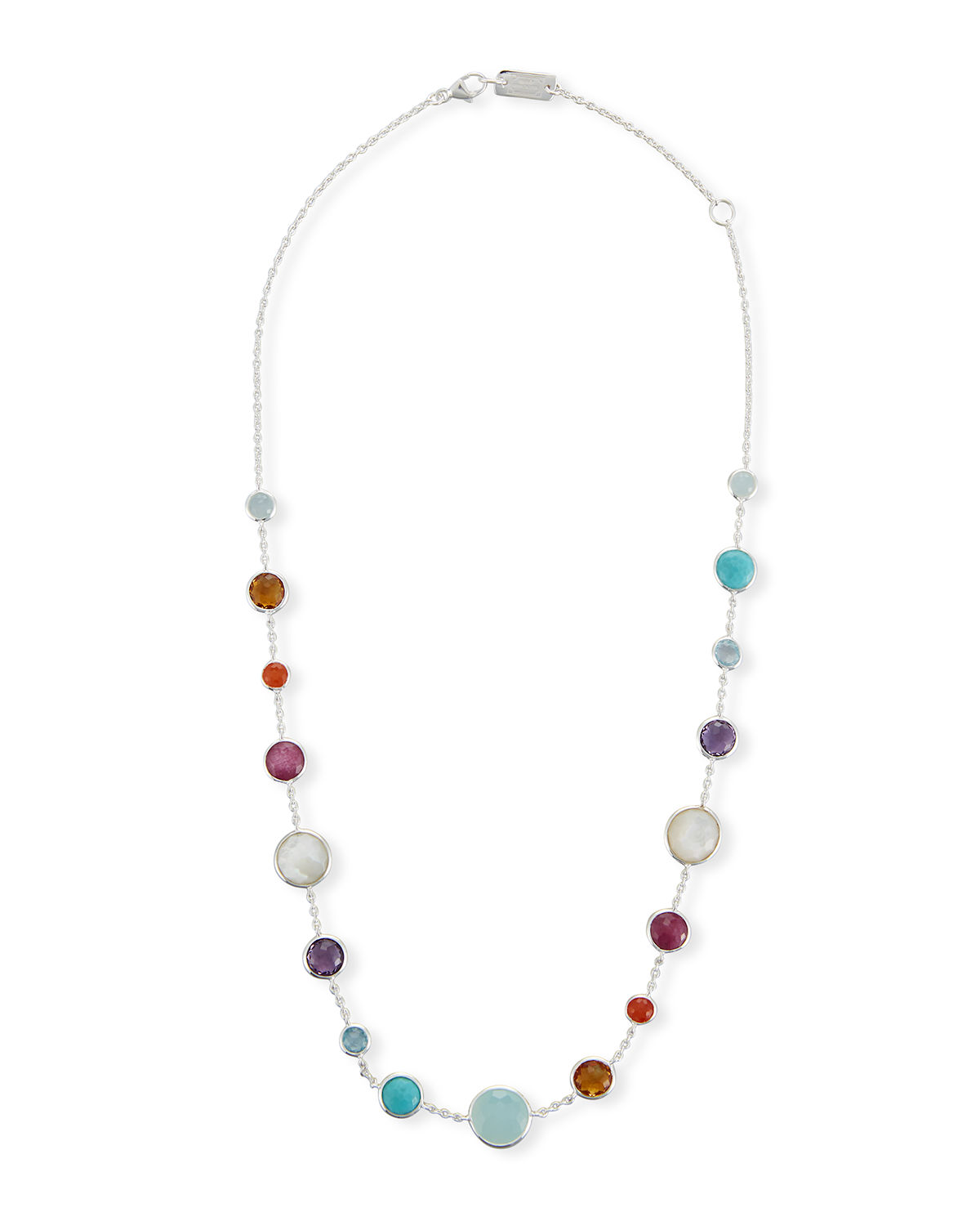 Lollitini Sterling Silver Necklace