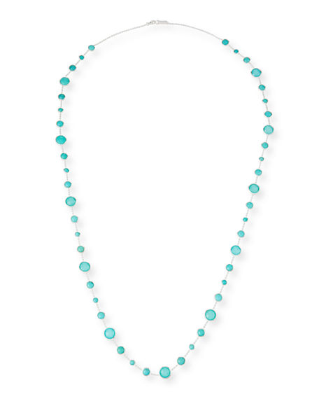 Image 1 of 3: Ippolita Lollitini Sterling Silver Necklace, 36""