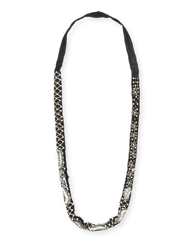 Kris Beaded Statement Necklace