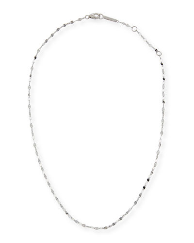 14k Alias Blake Single-Strand Choker Necklace