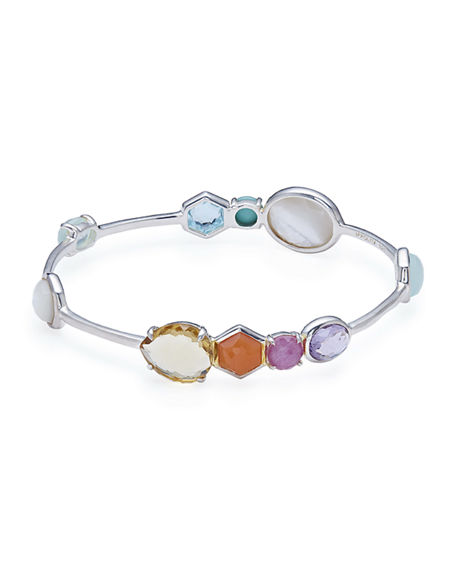Ippolita 925 Rock Candy Station Bracelet