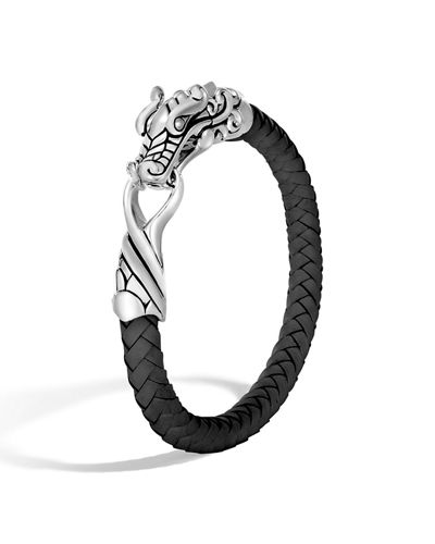 Legends Naga Leather Bracelet