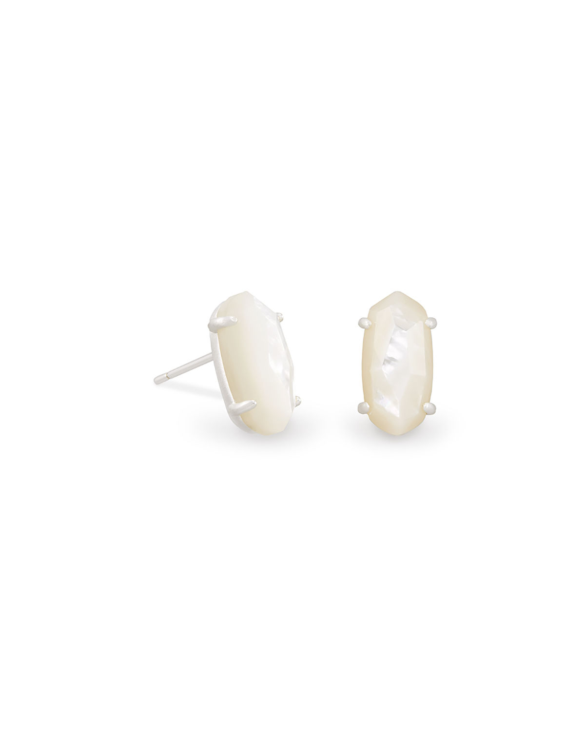 Betty Faceted Crystal Earrings