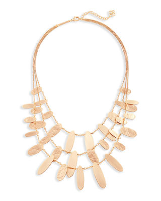 Nettie Layered Chain Necklace