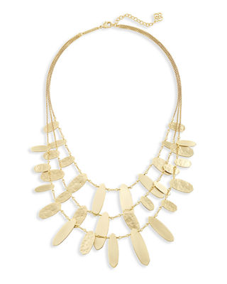 Kendra Scott Nettie Layered Chain Necklace