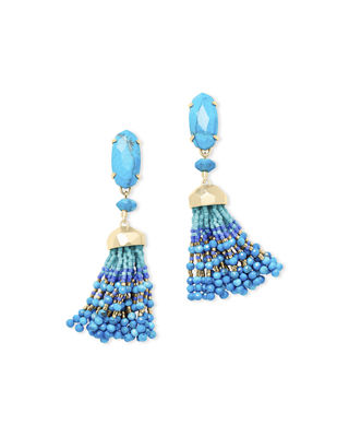 Kendra Scott Sigal Pearlescent Statement Earrings ejcp6ql