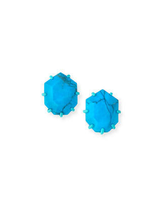 Kendra Scott Morgan Matte Stud Earrings