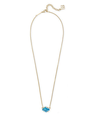 Kendra Scott Ethan Stone Pendant Necklace