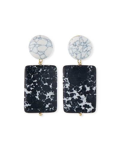 Keepsake Stone Earrings