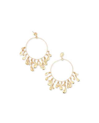 Kendra Scott Natasha Dangle Hoop Earrings