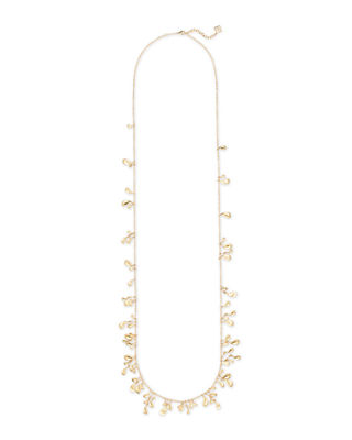 Kendra Scott Bella Long Dangle Necklace
