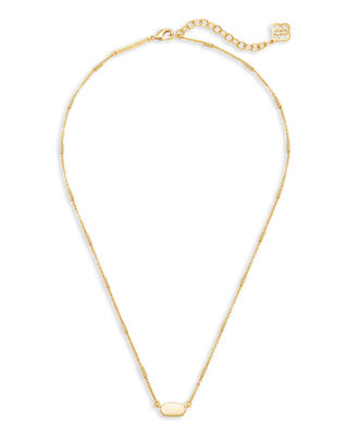 Kendra Scott Fern Pendant Necklace