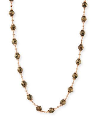 Kendra Scott Ansonia Bead & Chain Necklace