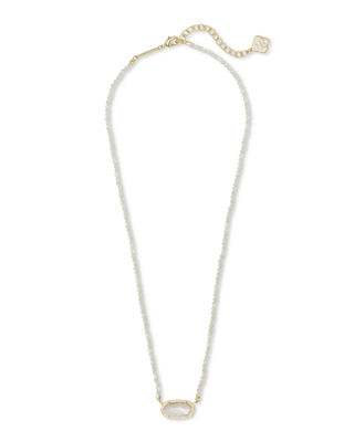 Kendra Scott Elisa Stone Pendant Necklace