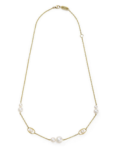 18k Nova Five-Station Necklace