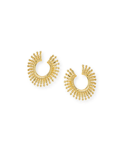Auden Valeria Hoop Earrings