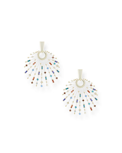 Fabia Nanogem Earrings