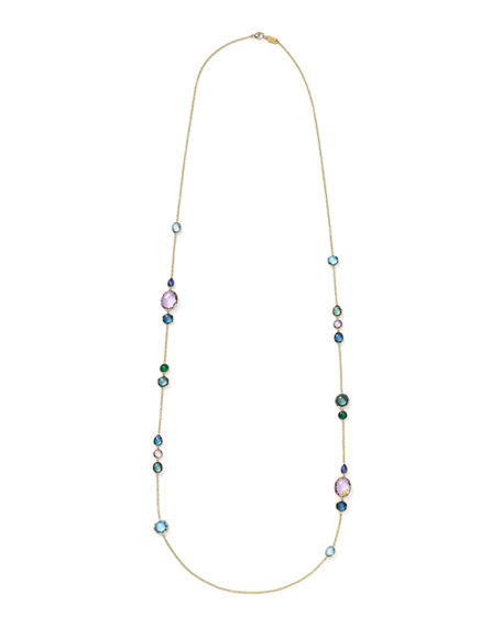 Ippolita Rock Candy Long Station Necklace, 39""