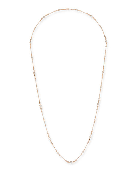 Image 1 of 3: Kendra Scott Wyndham Cubic Zirconia Chain Necklace