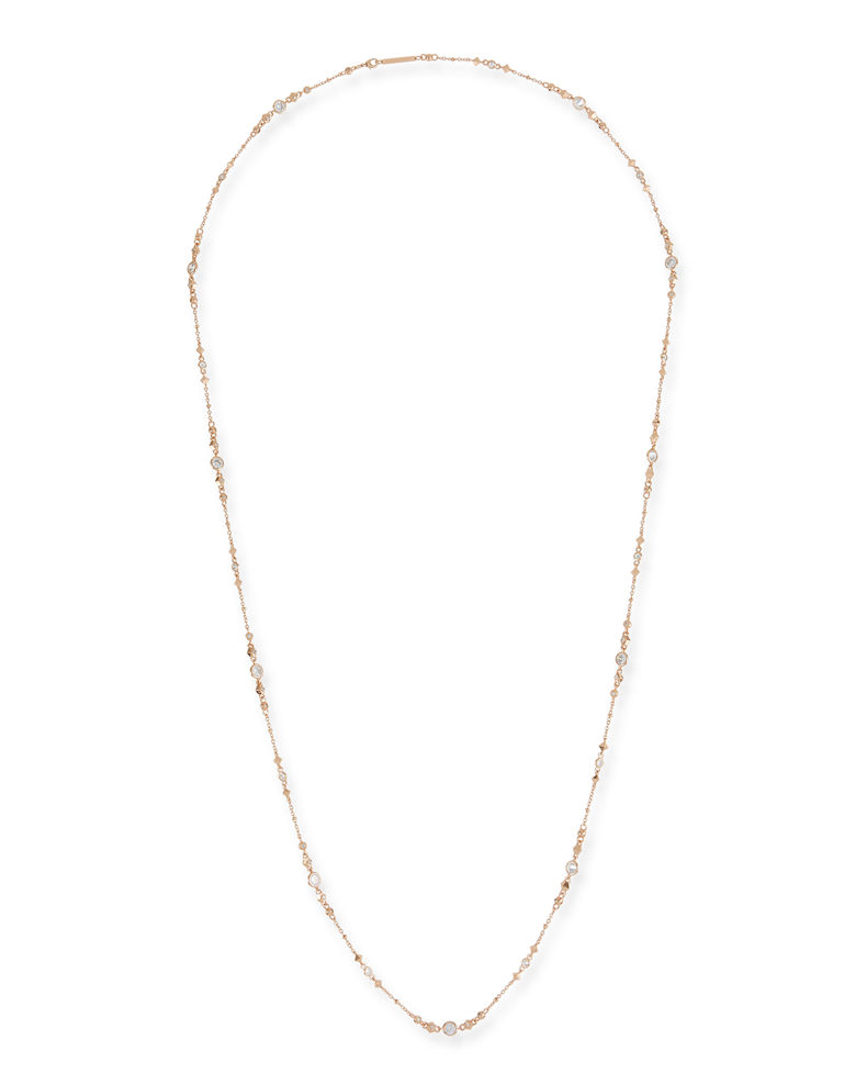 Kendra Scott Wyndham Cubic Zirconia Chain Necklace