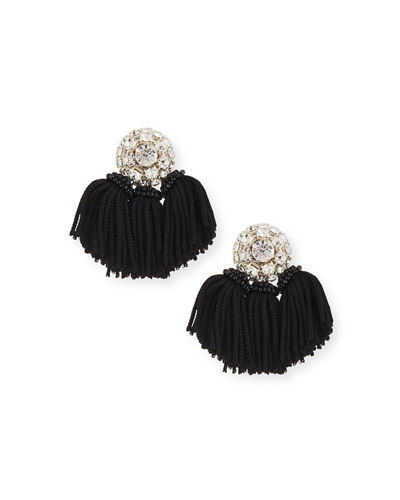 Mini Cha Cha Crystal Earrings