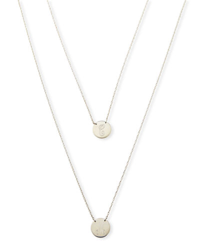 Dylan Double-Layer Necklace