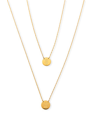 Jennifer Zeuner Dylan Double-Layer Necklace