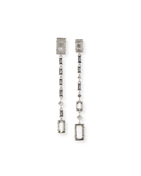 Kendra Scott Gideon Linear Drop Earrings