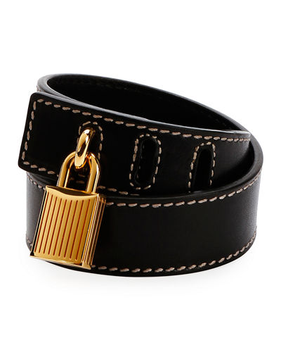 TOM FORD Lock Wrap Bracelet