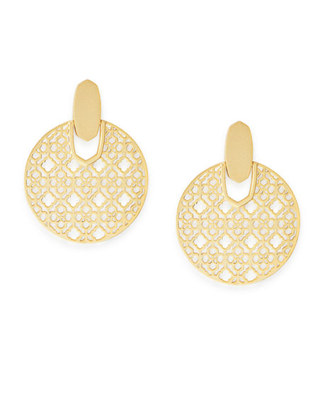 Kendra Scott DIDI FILIGREE EARRINGS