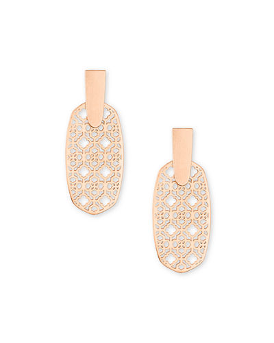 Aragon Filigree Earrings