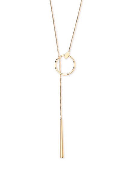Kendra Scott TEGAN PULL-THROUGH NECKLACE