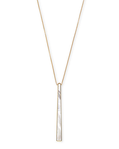 Baleigh Linear Pendant Necklace