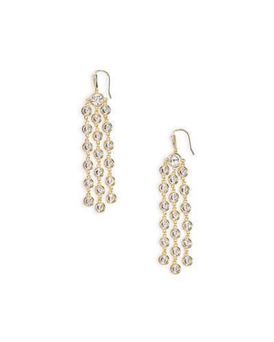 Daya Cubic Zirconia Dangle Earrings