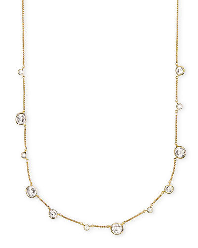 Clementine Cubic Zirconia Necklace