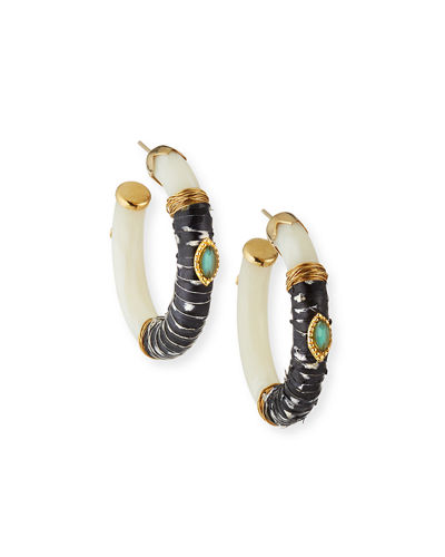 Comporta Hoop Earrings
