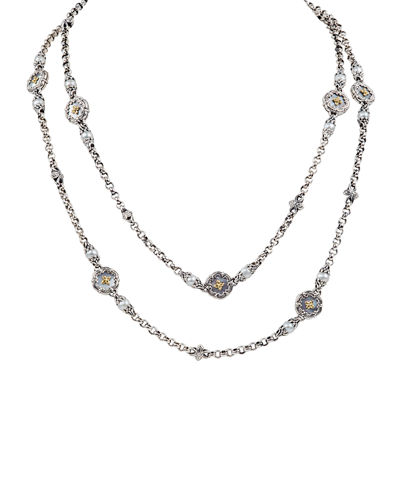 Hestia Multi-Strand Necklace