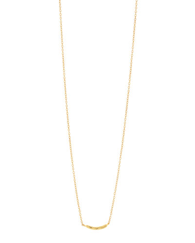 Taner Mini Bar Necklace