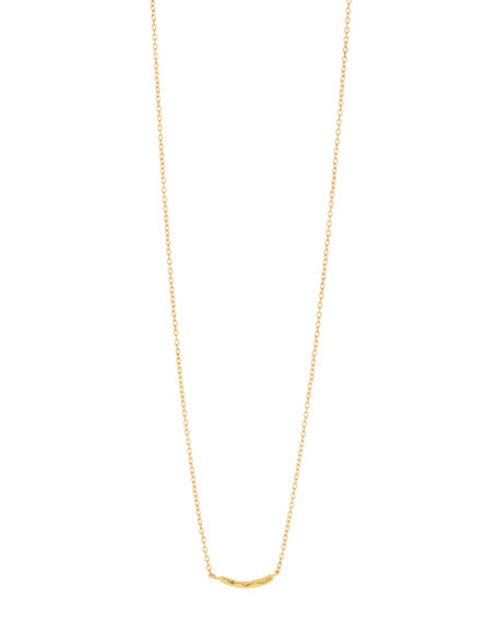 Gorjana Accessories TANER MINI BAR NECKLACE