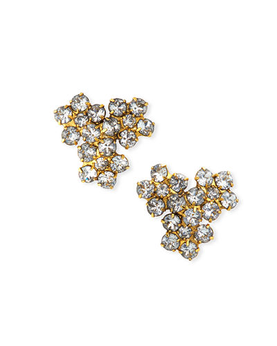 405ab3915 Quick Look. Jennifer Behr · Violet Crystal Stud Earrings