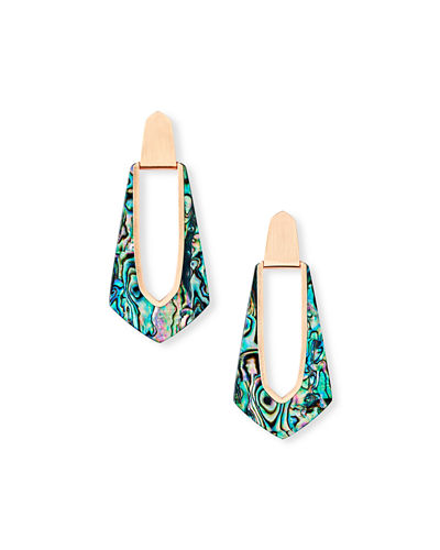 Kiernan Door Knocker Earrings