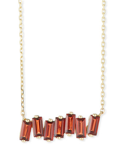 14k Gold Amalfi Fireworks Necklace