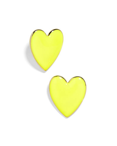 Nellia Heart Drop Earrings