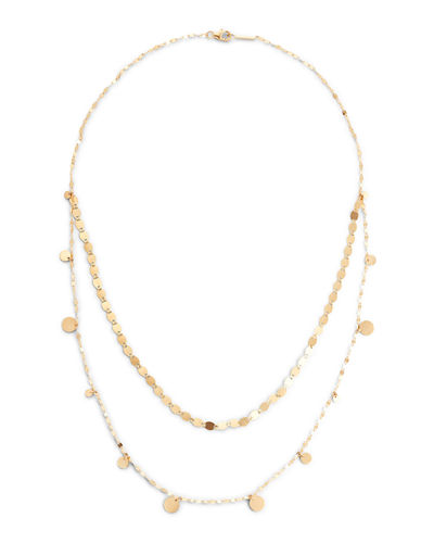 7c3dc0aa9 Dangle Gold Necklace | Neiman Marcus