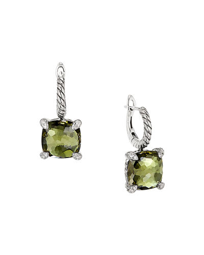 Châtelaine Drop Earrings