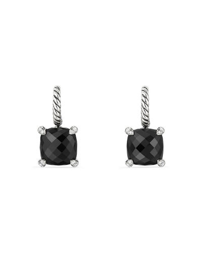 David Yurman Châtelaine Drop Earrings