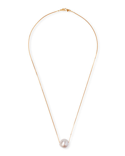 Integrated Freshwater Pearl Necklace