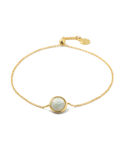 Olivia Adjustable Stone Bracelet